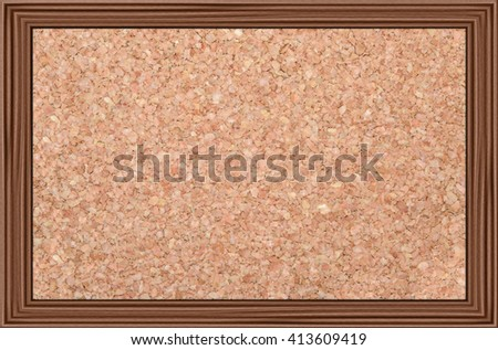 cork bulletin board in a wooden frame, isolated. notice-board. notice-board. notice-board. notice-board. notice-board. notice-board. notice-board. notice-board. notice-board. notice-board - stock photo