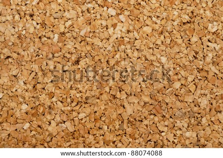 Cork texture - stock photo