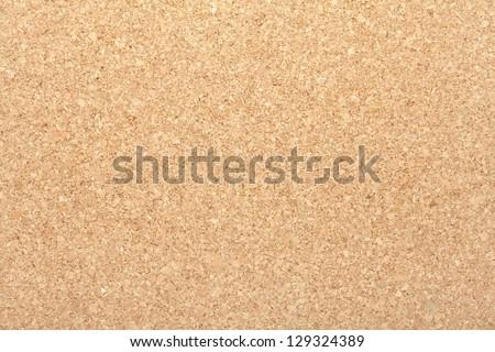 Cork texture background - stock photo