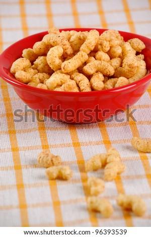 Corn Snack Decoration Stock Photo 96393542 - Shutterstock