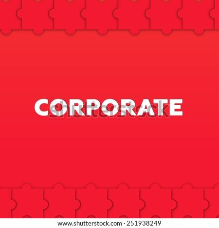 CORPORATE - stock photo
