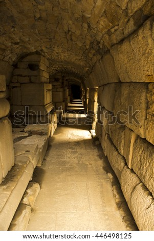 Corridor of Gladiators