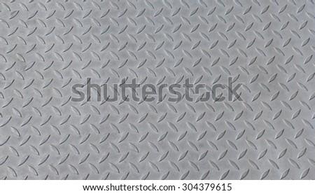 Corrugated metal background - stock photo