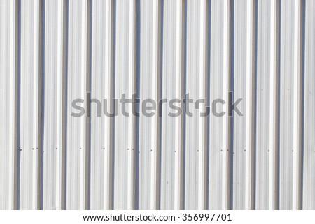 Corrugated Metal Walls corrugated metal wall texture background stock photo 356997680