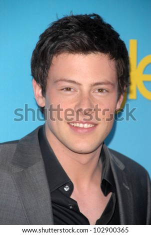 "Cory Monteith at Fox's ""Glee"" Spring Premiere Soiree, Bar Marmont, West Hollywood, CA. 04-12-10"
