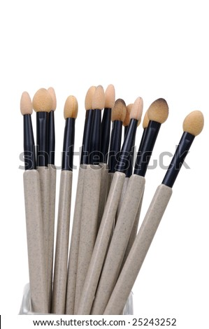 cosmetic brushes