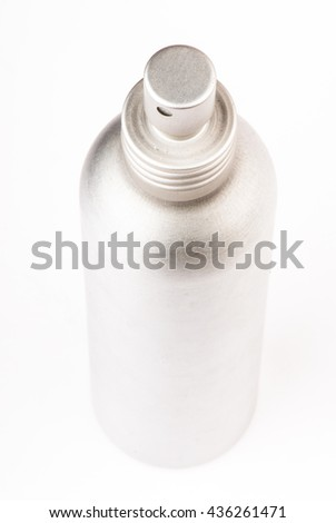 Cosmetic isolated on a white background.  Studio photo