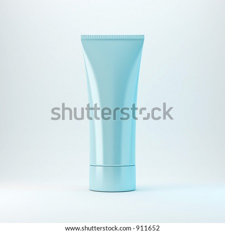 Cosmetic Product - stock photo