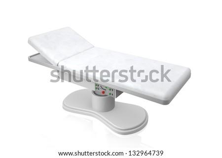 Cosmetic stol - stock photo