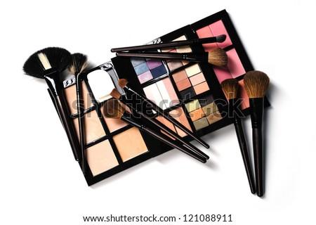 cosmetics - stock photo