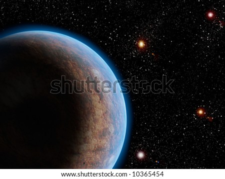 cosmos,planet,star