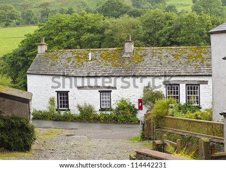 Cottage in the English Lake District
