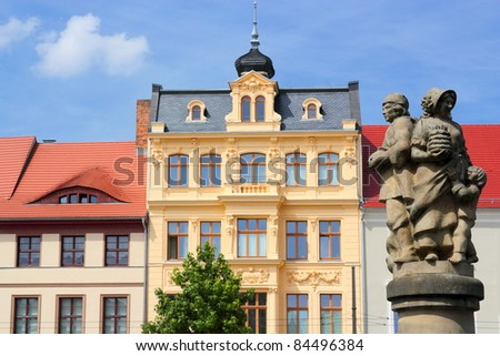 Cottbus - stock photo
