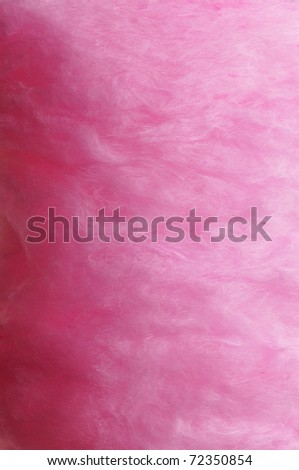 cotton candy - stock photo