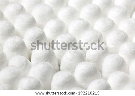 Cotton tips