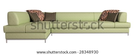 couch - stock photo