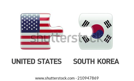 Countries High Resolution Puzzle Concept - stock photo