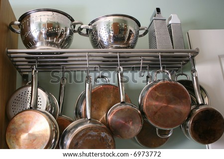 Country Kitchen - stock photo