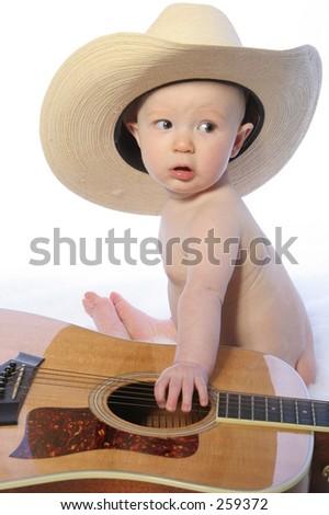 Country Star Three - stock photo