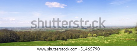 Countryside Panorama