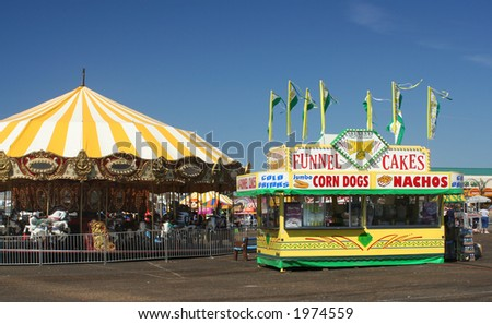 County Fair - stock photo