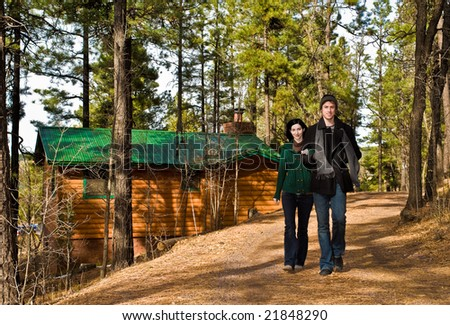 Couple - stock photo