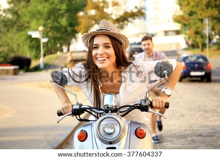 Love sexy couple riding — img 4