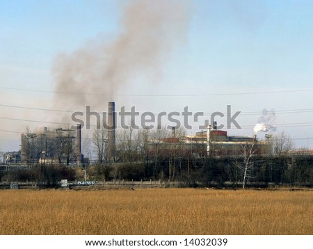 Couple of factories in Czech Republic