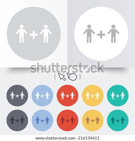 Gay cursors