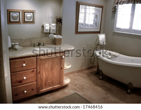 Clawfoot Tub Stock Photos Images Amp Pictures Shutterstock