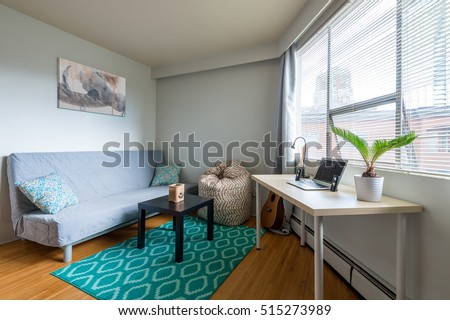 Student Apartment Living Room studio apartment stock images, royalty-free images & vectors