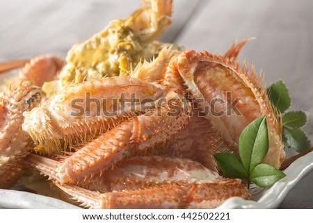 Crab - stock photo