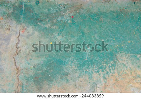 cracked concrete vintage wall background,old wall - stock photo