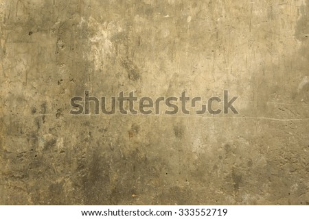 cracked concrete vintage wall background, old wall . Textured background - stock photo