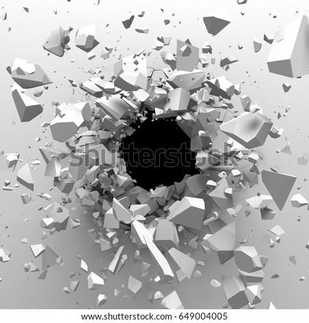 Wall Destruction - Breakdown