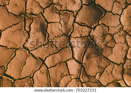 Parched ground stock images royalty free images vectors cracks texture ground surface soil dried clay drought ground on mars sciox Images
