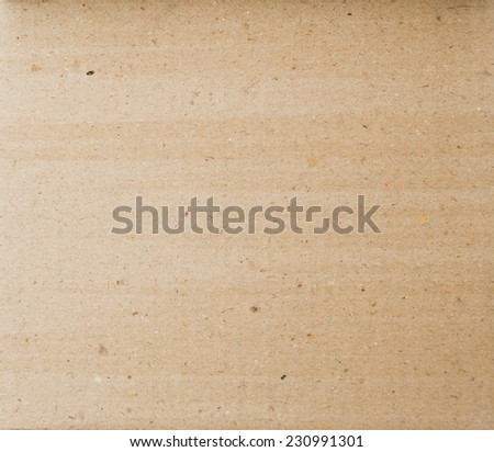 Craft eco textured paper sheet background beige color for cards and other design ideas beige color - stock photo