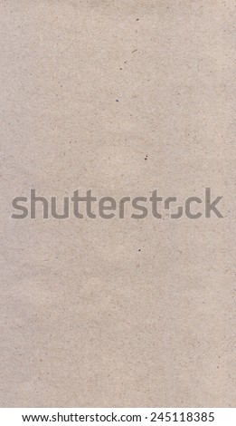 Craft Paper Texture - stock photo