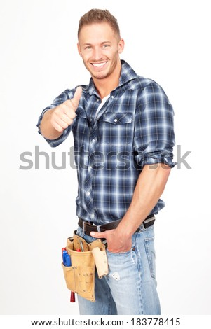 craftsman - stock photo