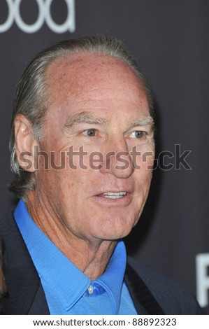 "Craig T. Nelson at the premiere for his new NBC TV series ""Parenthood"" at the Directors Guild of America. February 22, 2010  Los Angeles, CA Picture: Paul Smith / Featureflash - stock photo"
