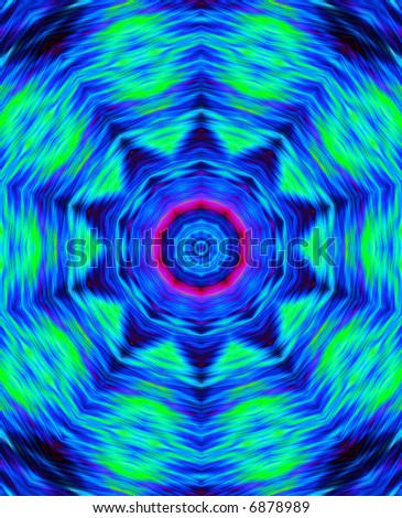 crazy hypnotic background texture