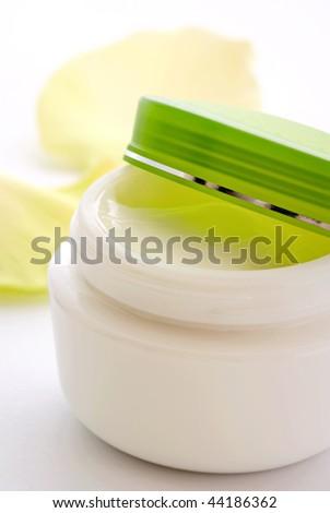 Cream - stock photo