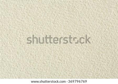 Cream textured paper. - stock photo