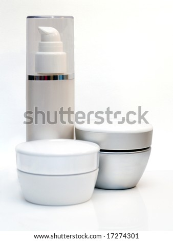 Creams - stock photo
