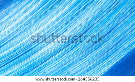 creating bright colorful blue abstract background. marble top - stock photo