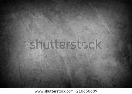 Creative background -Gray Grunge wallpaper with space for your design - stock photo