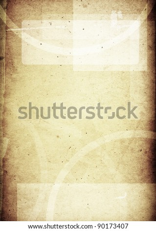 creative backgrounds book cover with space for name - stock photo