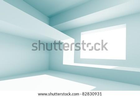 Creative Interior Design - stock photo
