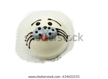 creative pastry food cakes funny funny animals for child