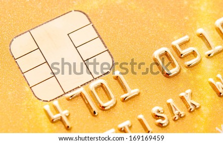 Credit card background. - stock photo